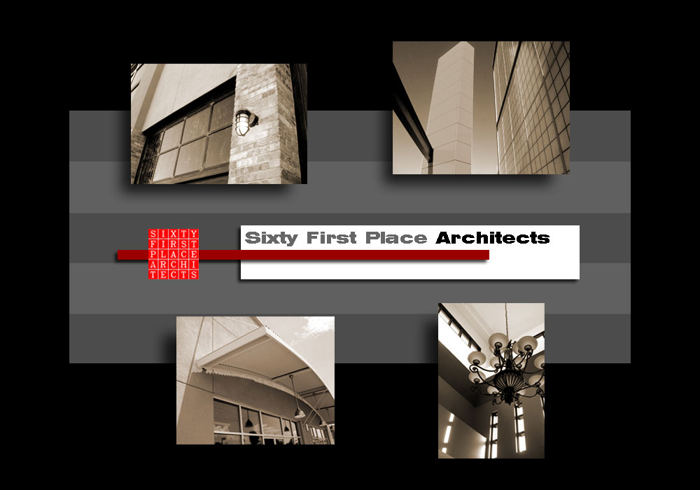 Sixty First Place Architects Home Page